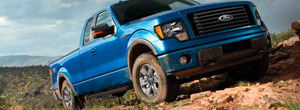 Ford F-150 elektronisches Heckdifferential