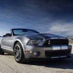 Ford Mustang Shelby GT-500 2010 1600x1200 Wallpaper