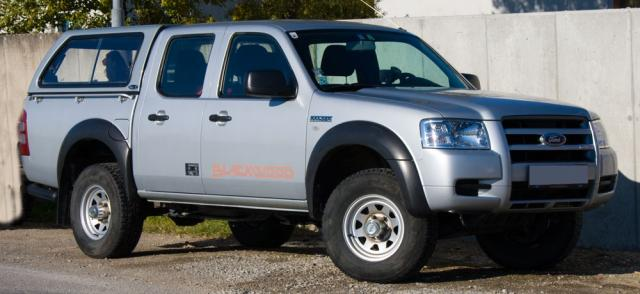 2008 ford ranger gebrauchtwagen pickup. Black Bedroom Furniture Sets. Home Design Ideas