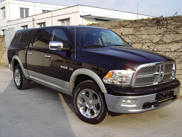 dodge ram 1500 4 4 crew cab laramie hardtop us cars pirmann. Black Bedroom Furniture Sets. Home Design Ideas