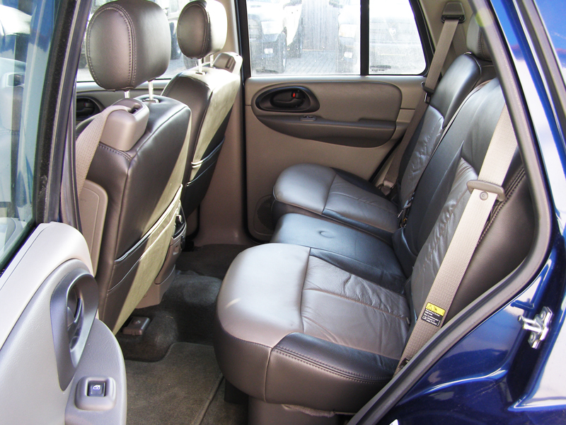 chevrolet trailblazer lt premium 4x4 ucpi eigenimport. Black Bedroom Furniture Sets. Home Design Ideas